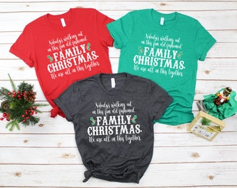 7193c4dc8462 Christmas Vacation Shirts, Funny Christmas Shirt, Christmas Vacation T Shirt,  Christmas T-Shirts, Ugly Sweater, You Serious Clark Shirt