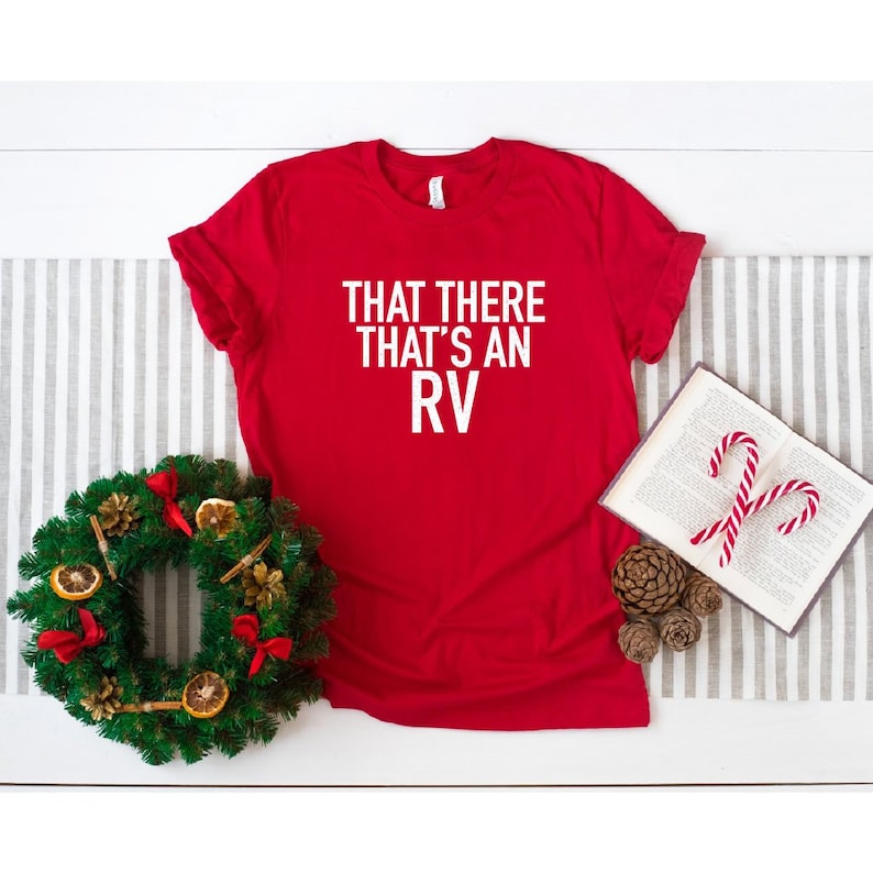 85efe13ef Christmas Vacation Shirt Thats an RV shirt Clark Griswold   Etsy