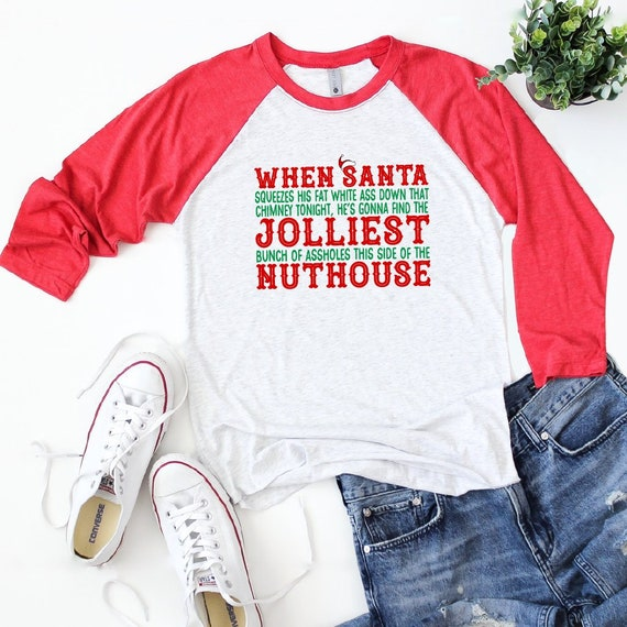 ee26a5435 Christmas Vacation Shirt Funny Holiday Shirt Funny Christmas   Etsy