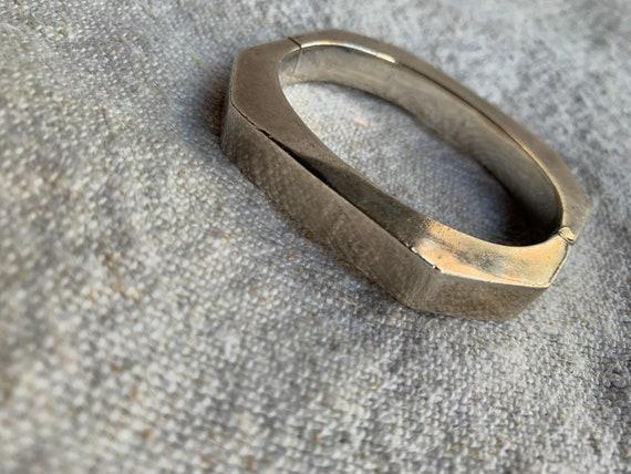 Araceli Mid-Century Mexican Sterling Silver Bracel