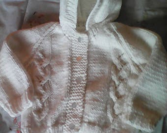 Hand knitted Baby Sweaters