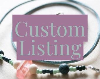Custom Listing Mask Chain