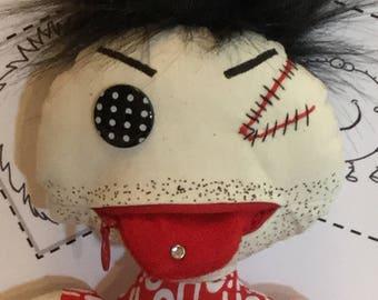 Art Doll, Goth Doll, Fun Doll, Keepsake, Fun Doll