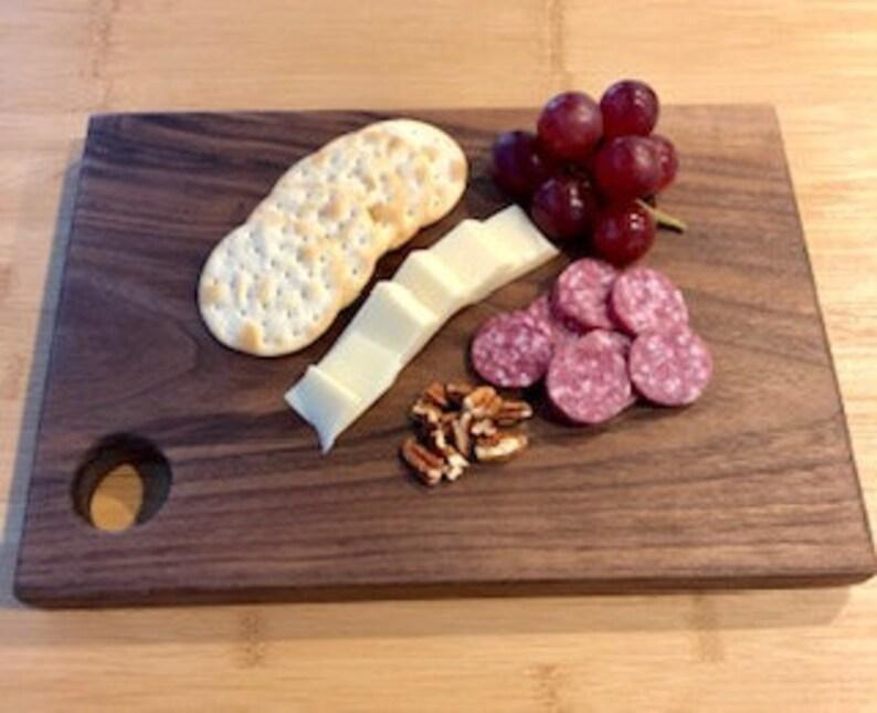 Walnut Rectangular Cheese Board