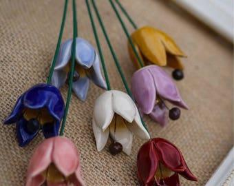 Ceramic Flower-tulip