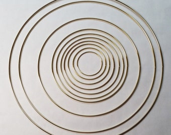 Metal Craft Rings