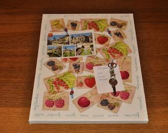 fruits empty pocket or door wall pictures