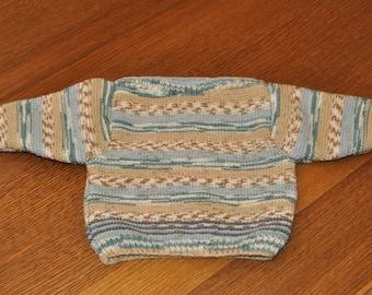 sweater small multicolor Moss