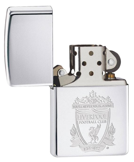 Gillingham football club stormproof petrol lighter
