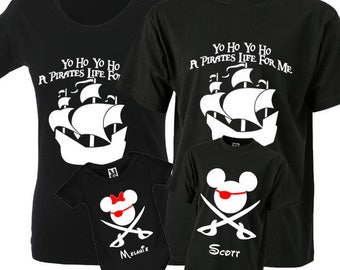 0db2aae9c3 Disney Pirate Shirts Disney Pirate Ears Disney Pirate Family Shirts Pirate  Night Shirts Disney Cruise Shirt Family Pirate Tshirts Shirts