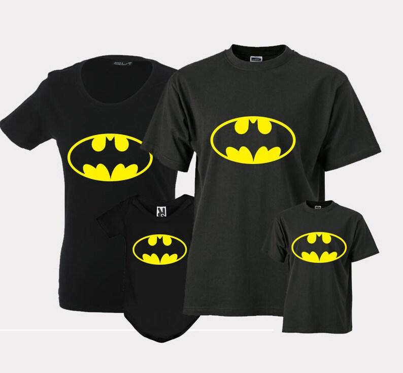 Poważne Batman Batman koszulki t koszule Batman Koszulka Batman strój | Etsy BI79