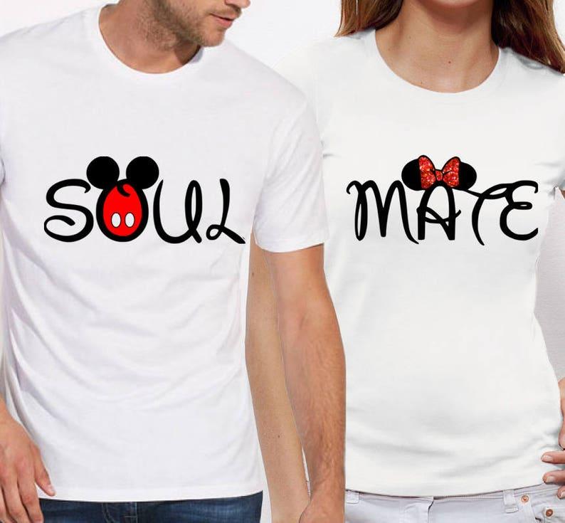 e0cb80097 SOUL MATE shirts Soul Mate tshirts Soul Mate Couple T shirts | Etsy