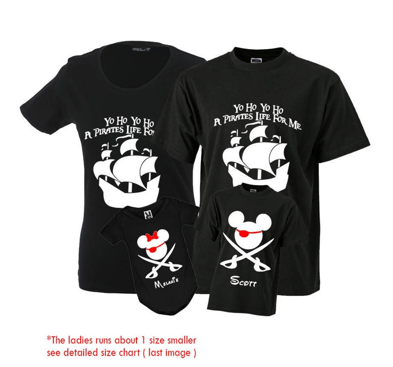 457a6f85e2 Disney Pirate Shirts Disney Pirate Ears Disney Pirate Family