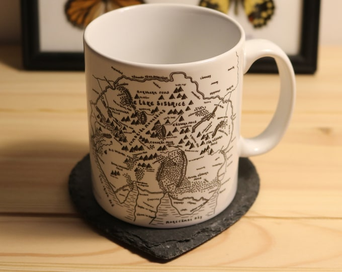 Lake District - Ceramic Mug