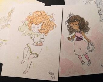 Little Art Commission Nikki Style