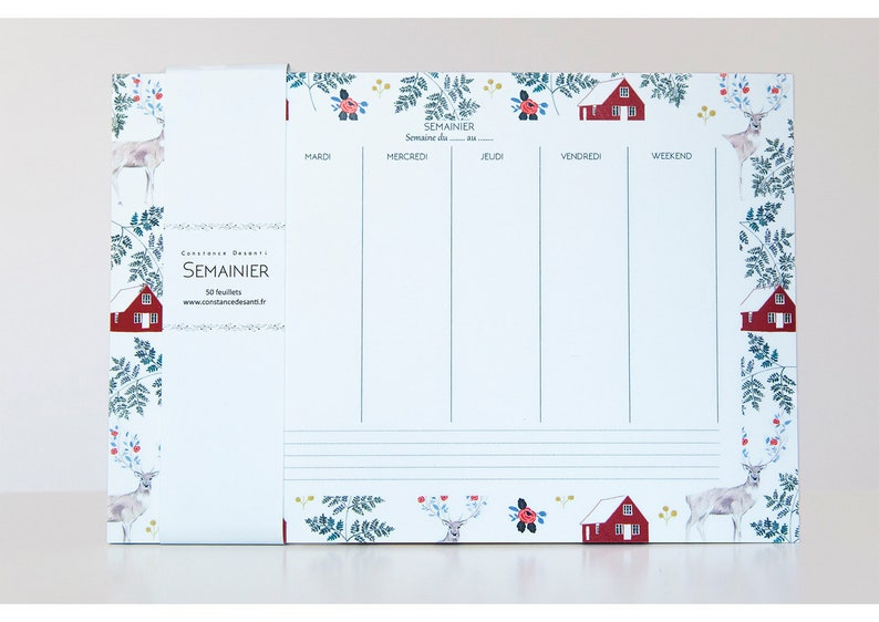 Weekly Norway weekly stationery stationery image 0