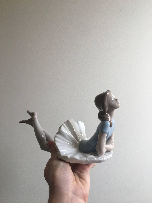 Vintage Lladro porcelain ballerina