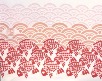 Fishy Wave (Red)