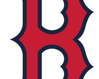 Boston Red Sox .Svg.Dfx.Eps.Pdf.Png.