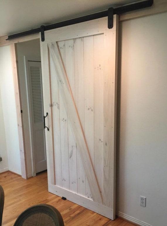 Custom Barn Door Z Brace With Border Farm   Etsy