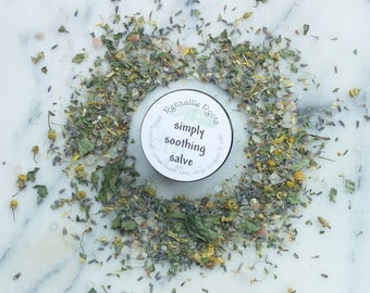 Simply Soothing Salve