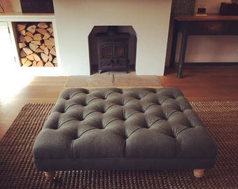 Footstool (Made to Order)