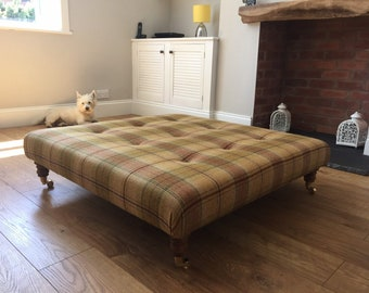 Large Footstool (Made to Order)