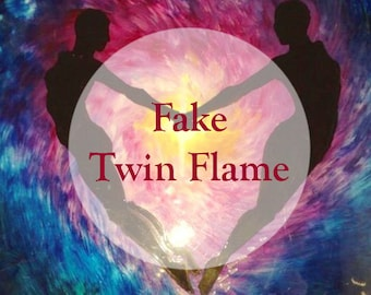 Twin flame | Etsy