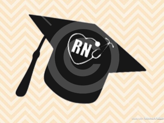 Rn Graduation Svg Nurse Graduation Svg Nursing School Etsy