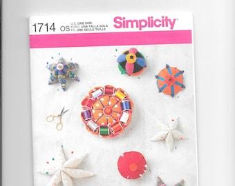 Simplicity 1714-Pin Cushion Pattern -