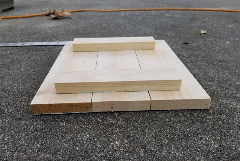 Unfinished wood pallet sign Pallet ideas pallet sign ...