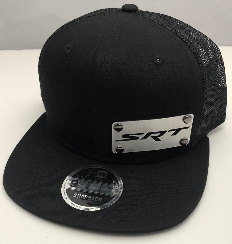 898f9c5742c32 Limited Edition New Era SRT Custom Snapback