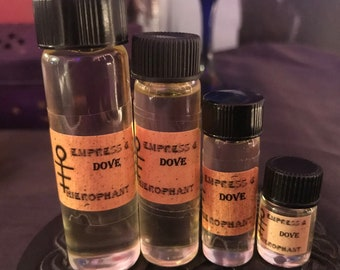 Dove Oil (Thelemic Love Oil)
