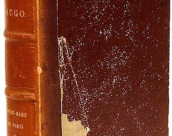Hugo, Victor. Notre-Dame de Paris. Tome II. (From The Library Of EDITH WHARTON - 1850)