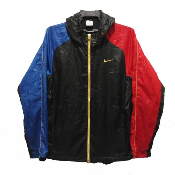 Nike Windbreaker with hoodies