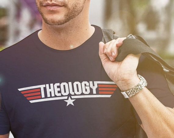 Theology Graphic T-Shirt