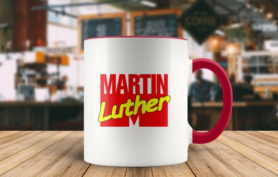 Martin Luther Accented 11oz. Coffee Mug