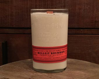 Bulleit Bourbon Whiskey Candle (750ml)