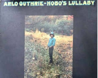 Arlo Guthrie-Hobo's lullaby vinyl record