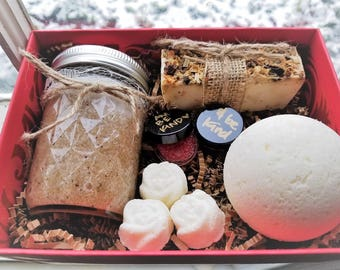 Large Spa Day Gift Set