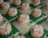 Sheep dragees boxes...