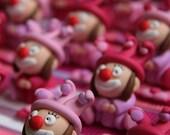 Girls clown circus theme ...