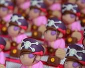Box dragees pirates girls...