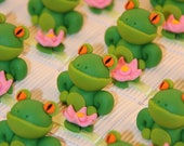 Frogs nature theme candy ...