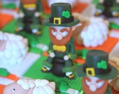 Ireland theme candy boxes...