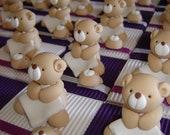 Fluff bears and stuffed a...