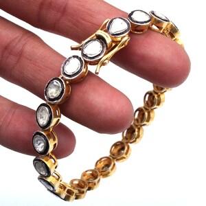 Pave Diamond Spaser Pearl Spaser Diamond Spaser 9x9 mm  High Finished Antique Spaser 925 Sterling Silver Spaser Beads