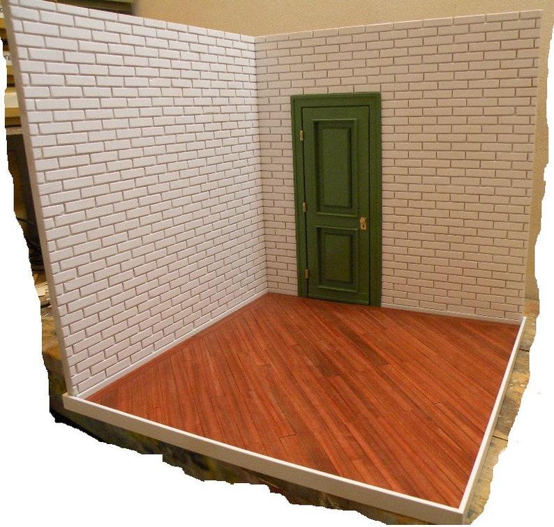 Box Room dolls 02 scala 1/6 (dimensioni Barbie) - Box Room dolls 02 1/6  scale (Barbie size)