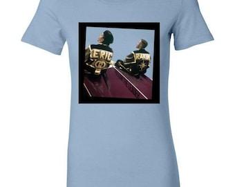 Follow the Leader Ladies T-shirt