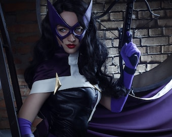 DC Huntress Cosplay A4 Print  Please Choose